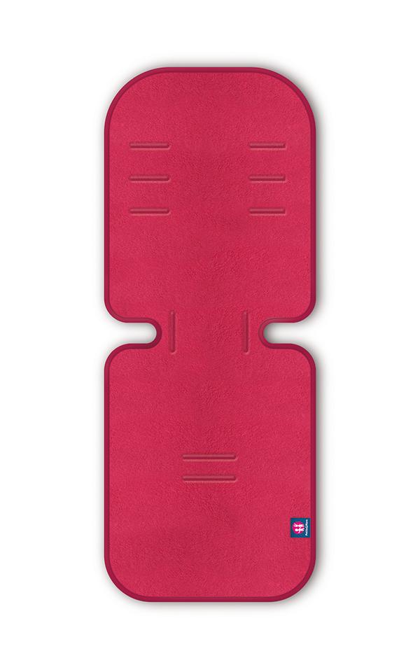 Vložka do kočíka 3D Aero ružová Petite&Mars