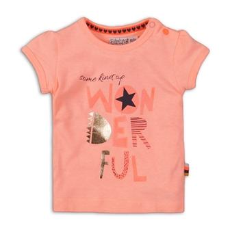 Tričko krátky rukáv C- SO FRESH WONDERFUL 86 Pink