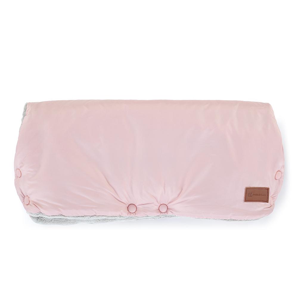 Rukávnik Jinja Flamingo Pink Petite&Mars
