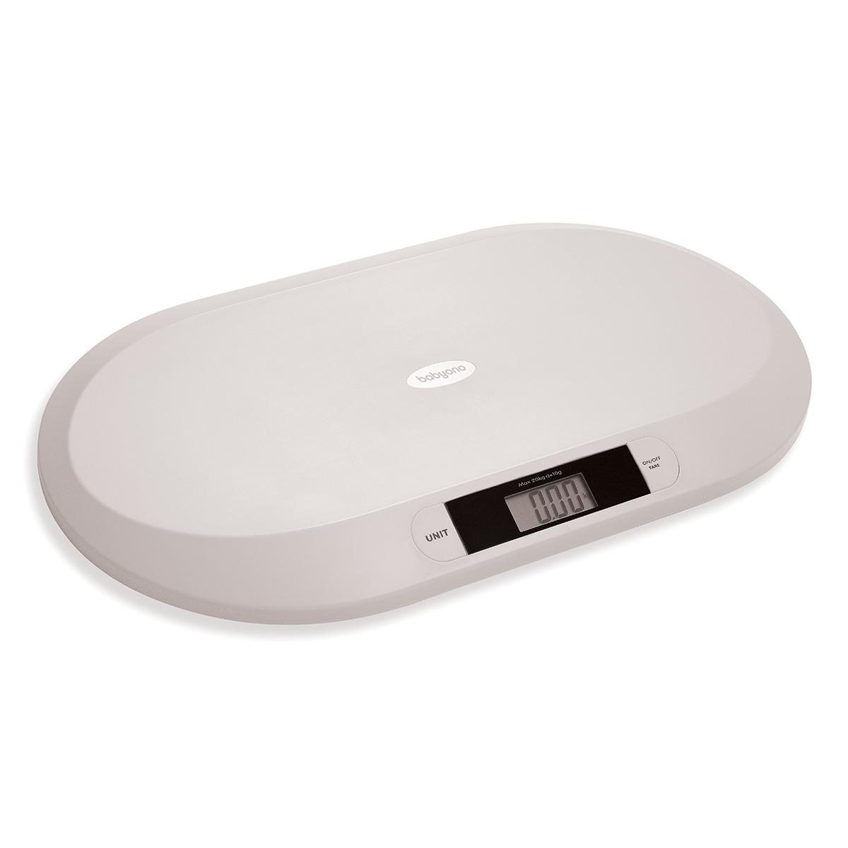 Váha elektronická pre deti do 20 kg šedá