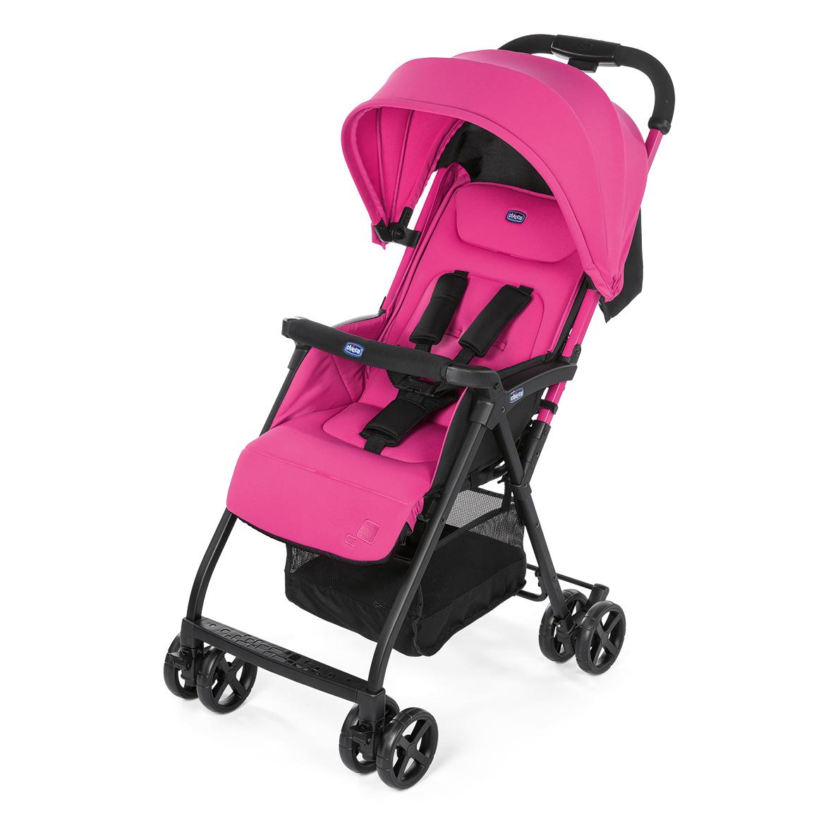 Kočík športový Ohlala - Paradise Pink