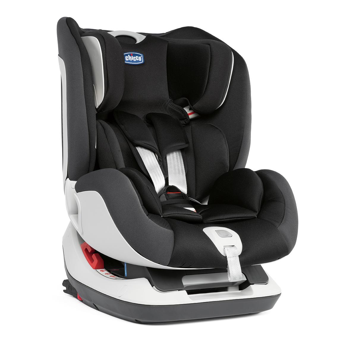 Autosedačka Seat Up 012 - Jet Black 0-25 kg