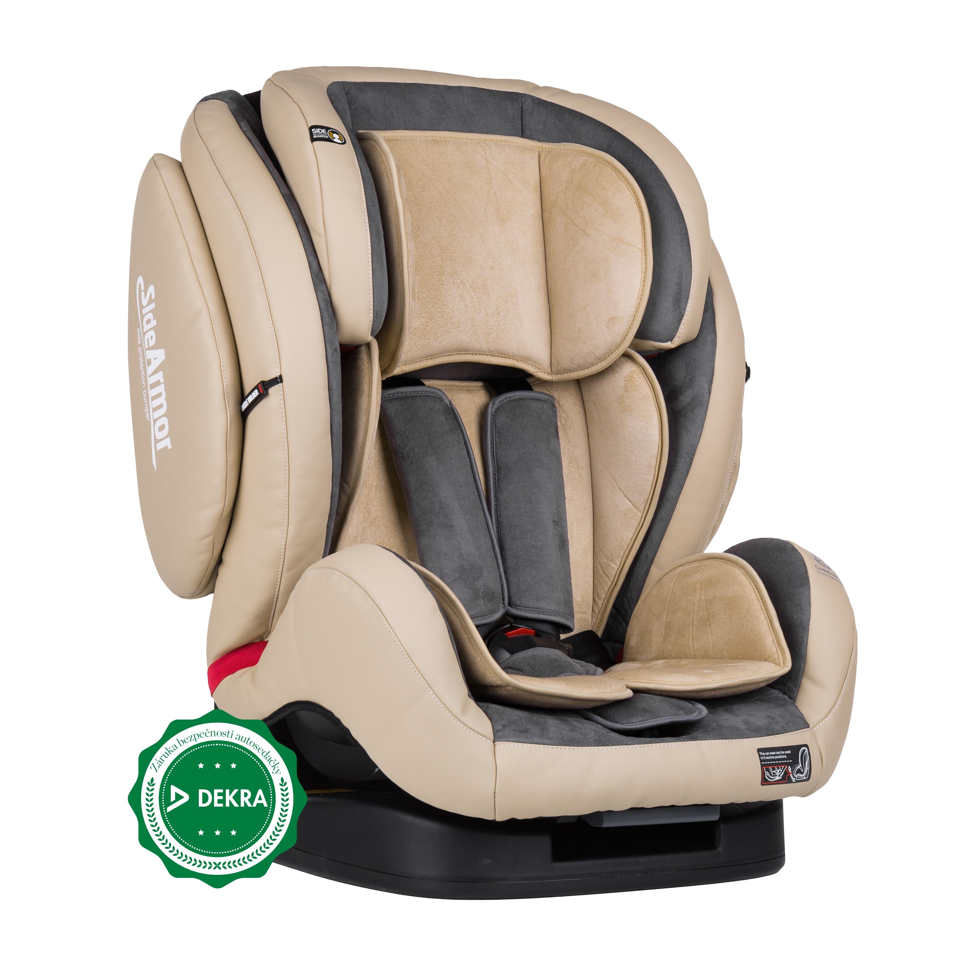 Autosedačka Prime II Isofix IvoryLimited 9-36 kg Petite&Mars