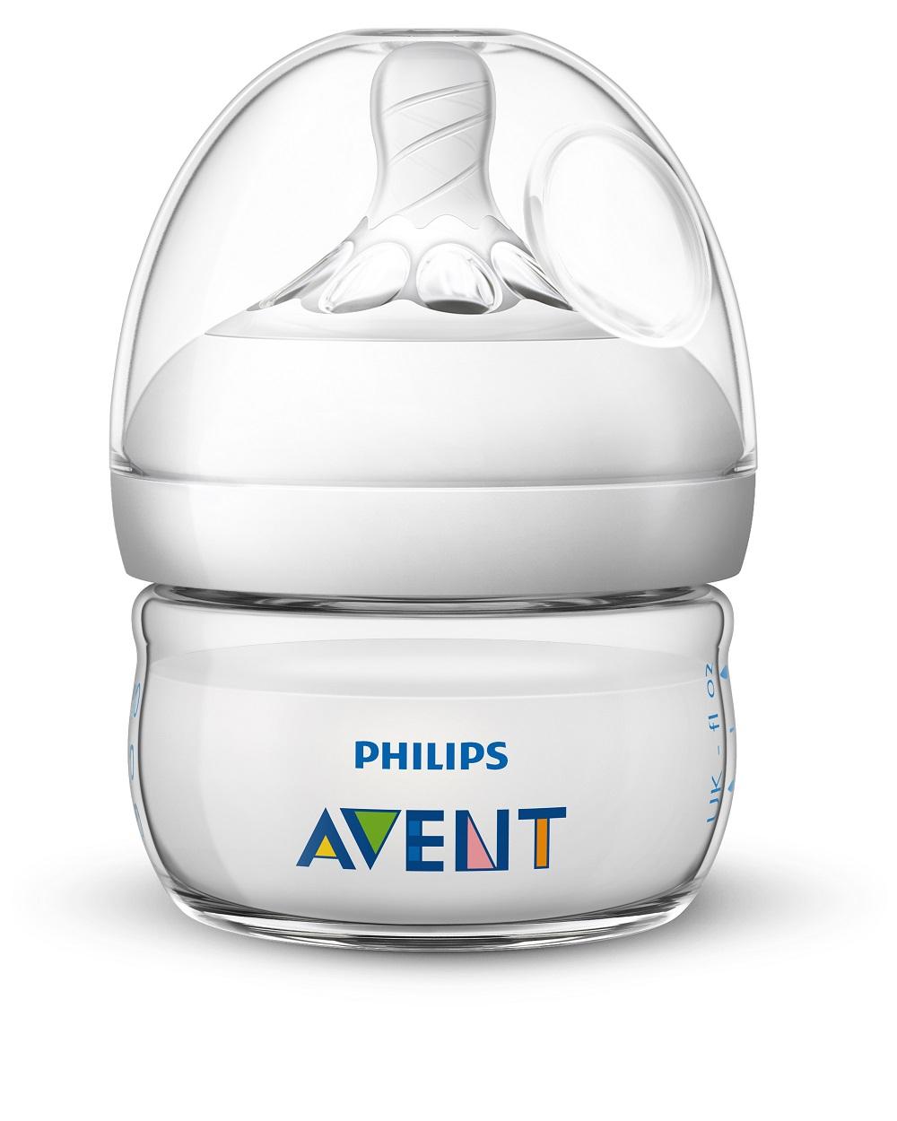 Avent fľaša 60 ml Natural.2 PP