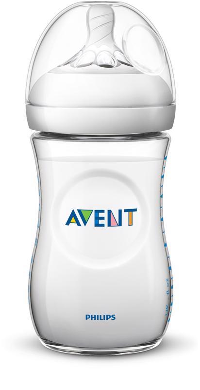Avent fľaša 260ml Natural.2 PP