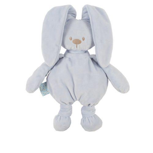 Hračka plyšová zajačik Lapidou cuddly blue 36 cm