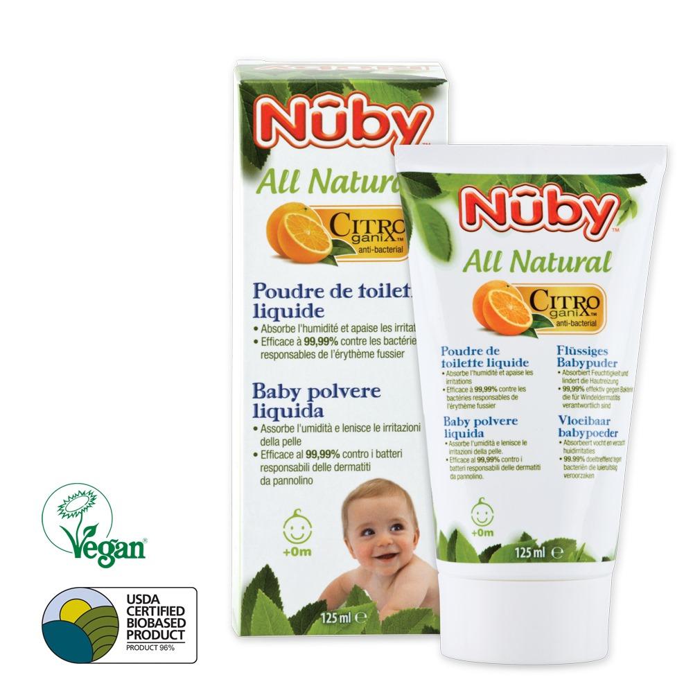 Púder tekutý detský All Natural 125 ml