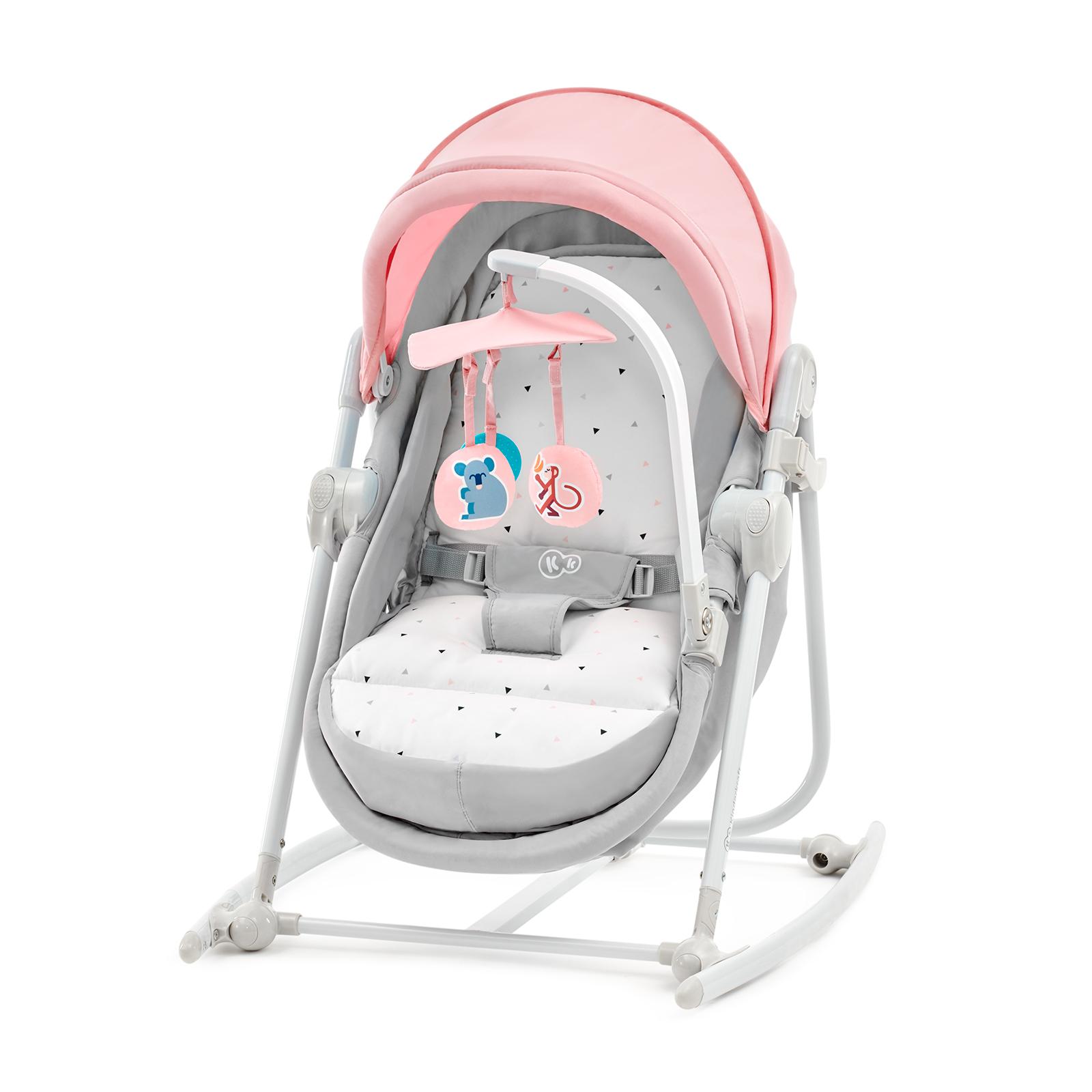 Lehátko 5v1 Unimo Light Pink Kinderkraft 2019