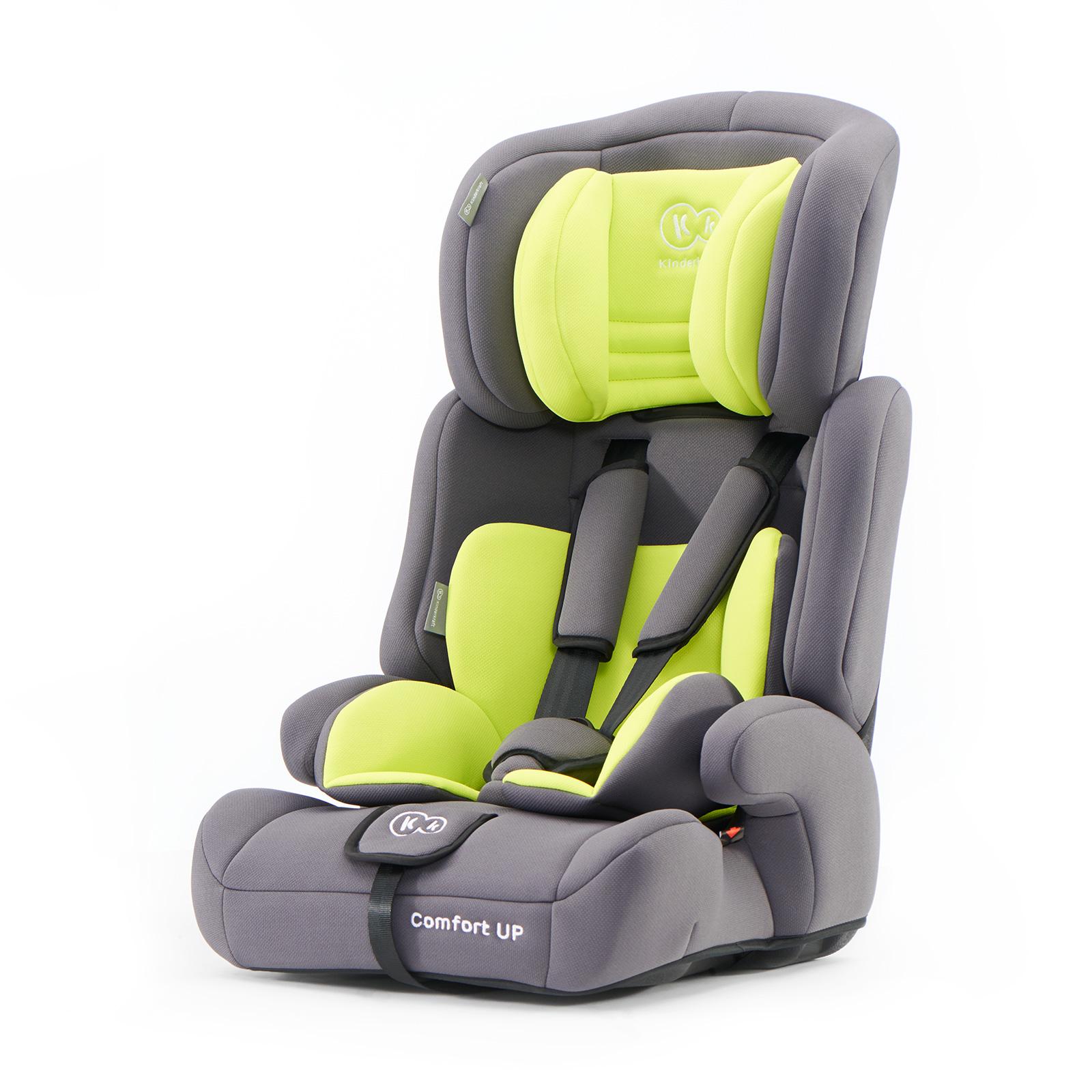 Autosedačka Comfort Up Lime 9-36kg Kinderkraft 2019