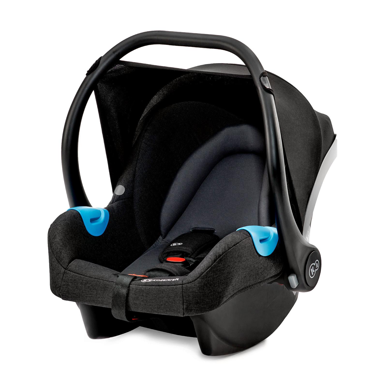 Autosedačka Mink Black Melange 0-13kg Kinderkraft 2019