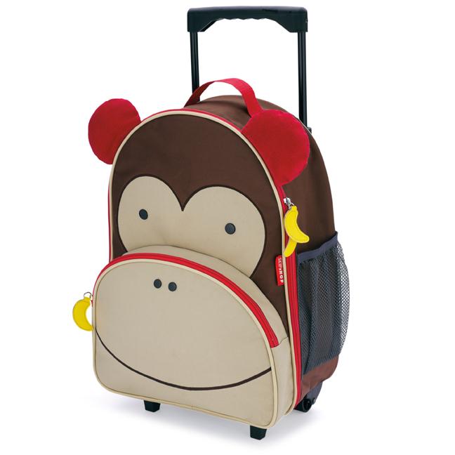 Zoo Kufor cestovný Opička 3+