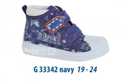 DETSKÉ PLÁTENKY - PROTETIKA- G33342 navy