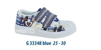 DETSKÉ PLÁTENKY - PROTETIKA - G33348 BLUE