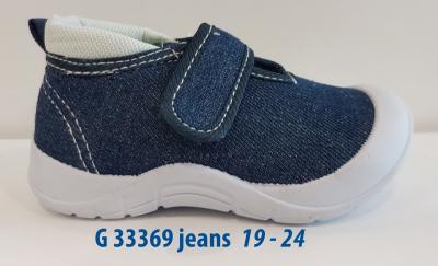 DETSKÉ PLÁTENKY - PROTETIKA G33369 JEANS