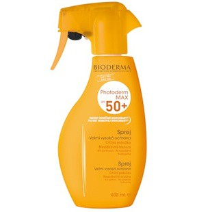 BIODERMA PHOTODERM MAX SPF 50+ sprej 1x400 ml