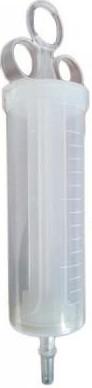 JANETTE ALFA sterilná výplachová striekačka s odstupňovaním 150 ml 1x1 ks
