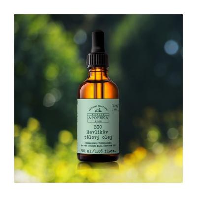 Havlíkova prírodná apotéka BIO Havlíkov telový olej 30 ml