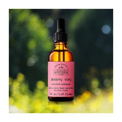 Havlíkova apotéka Makový olej 30 ml