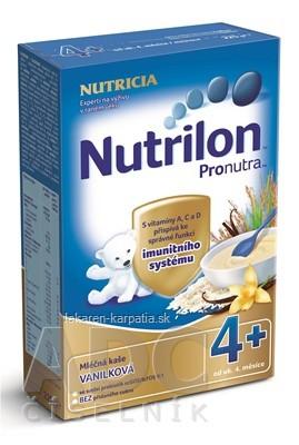NUTRILON DK OBIL-MLIEC RYZOVA PRONUTRA PLV 225G 4+