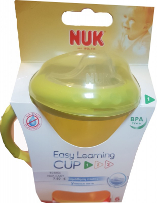 Nuk Easy Learning Cup 1 hrnek na učenie 220 ml