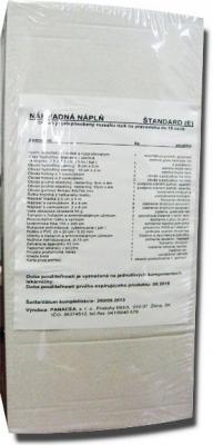 PANACEA Náhradná náplň do lekárničky štandard (E)
