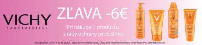 VICHY ZĽAVA -6€