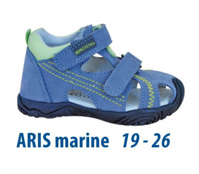 Chlapčenské sandálky Protetika Aris Marine