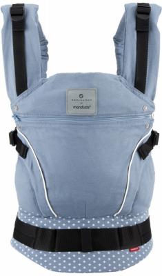 MANDUCA - Belly button by manduca WildCrosses blue