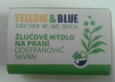 Yellow & Blue Žlčové mydlo 140g