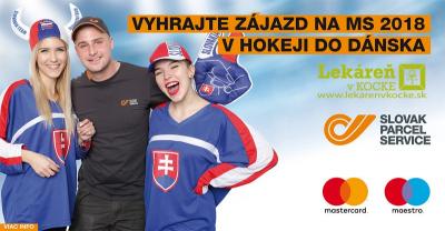 Súťaž s SPS (Slovak parcel Service)  v spolupráci s www.lekarenvkocke.sk