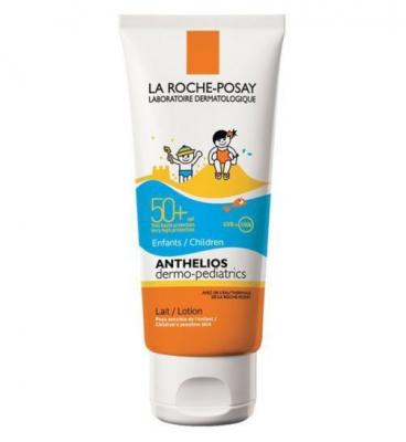 LA ROCHE-POSAY ANTHELIOS Derm.ped. Milk 50+ R17 25 opaľovacie mlieko (M9167400) 1x250 ml