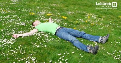 Zmáha Vás Jarná únava?