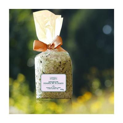 Levanduľová relaxačná soľ do kúpeľa - 400 g Havlíková apotéka