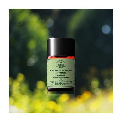 Havlíkov šampón 13 rastlín - 50 ml Havlíkova apotéka