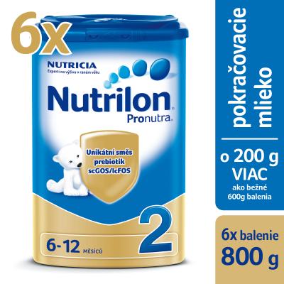 Nutrilon 2 6x800g