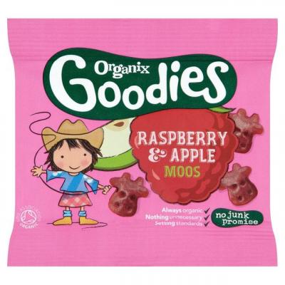 Malinovo-jablkové losíky (12g) - Goodies Organics