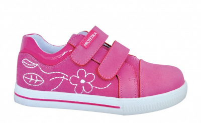 Protetika dievčenské topánky KLAUDIA Ružové  č.32