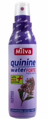 Milva Chinínová voda Forte s rozprašovačom 200 ml