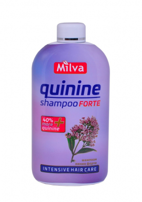 Milva Chinín Forte Big šampon 500 ml