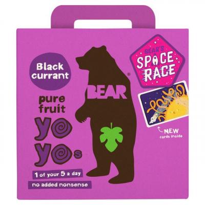 Bear  Čierne ríbezle yoyo (5x20g)