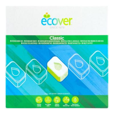 ECOVER tablety do umývačky Classic 1,4 kg