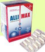 ALLIMAX Výživový doplnok 90 Rastlinných kapsúl