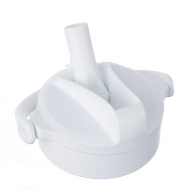 Lifefactory Náhradný šróbovací uzáver Pivot Straw Cap - biely