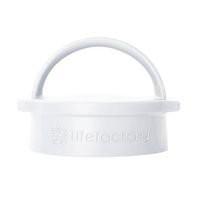 Lifefactory Náhradný šróbovací uzáver Clasiic cap - biely