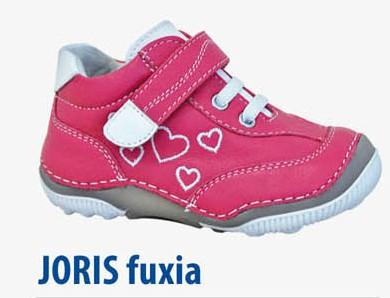 Protetika det.obuv JORIS fuxia č.23