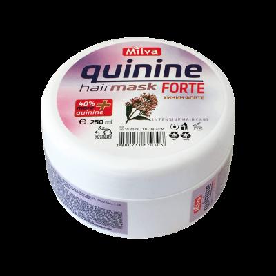 Milva Chinín Forte maska 250 ml