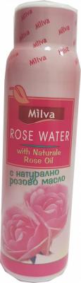 Milva Ružová voda s naturálnym ružovým olejom 100 ml