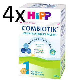 HIPP 1 BIO Combiotik 4x600 g