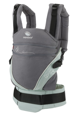 Manduca XT Limited edition BUTTERFLY GREY