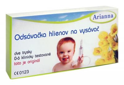 Arianna Odsávačka hlienov na vysávač Baby Vac